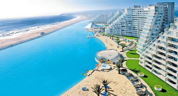 San Alfonso Del Mar Resort >> Administradora De Resorts